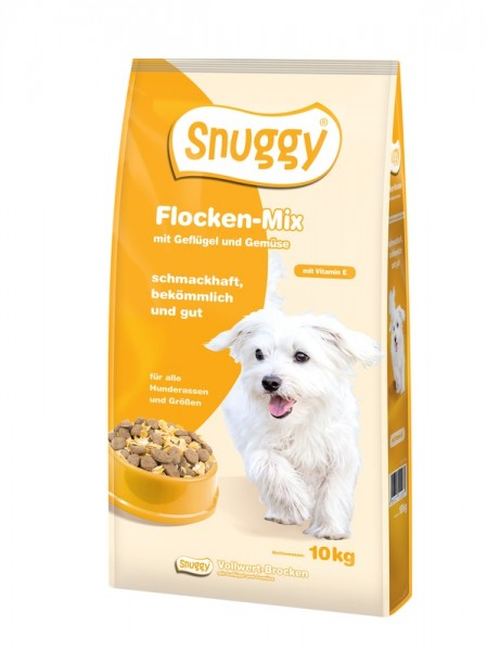 snuggy Hund Flocken-Mix 10kg