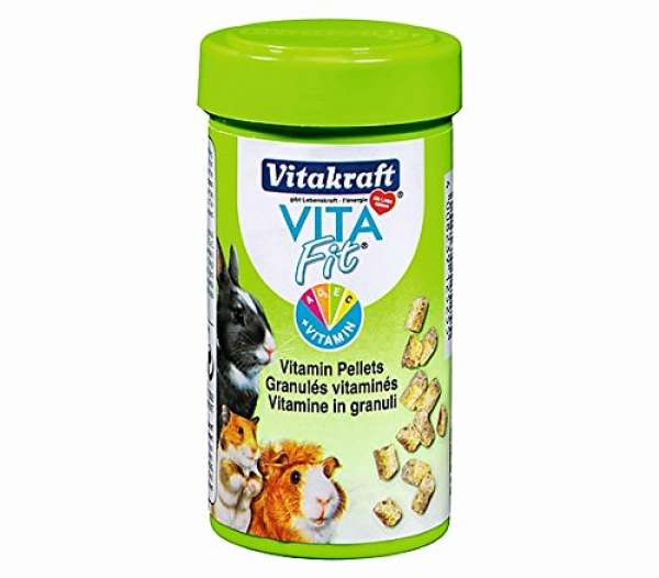 Vitakraft VITA Fit Vitamin Pellets, 80 g