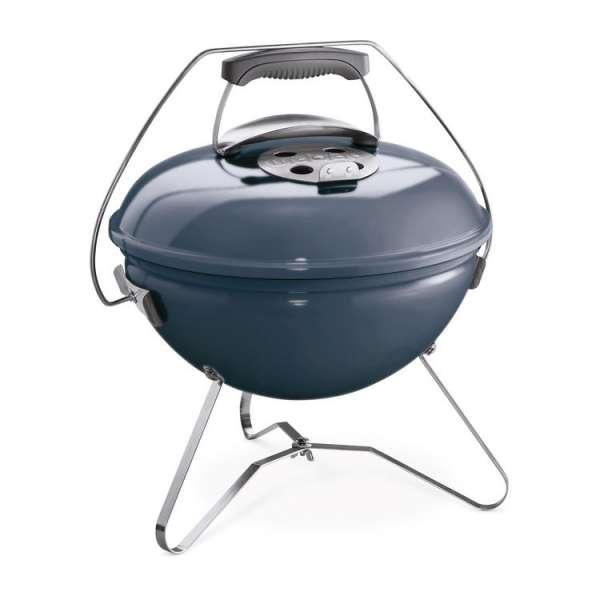 Kohlegrill Smokey Premium 37 Slate blue