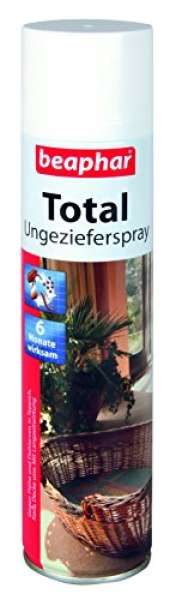 beaphar Ungeziefer Spray Total 400ml