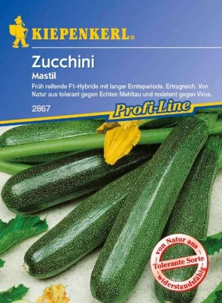 Kiepenkerl Zucchini Mastit F1