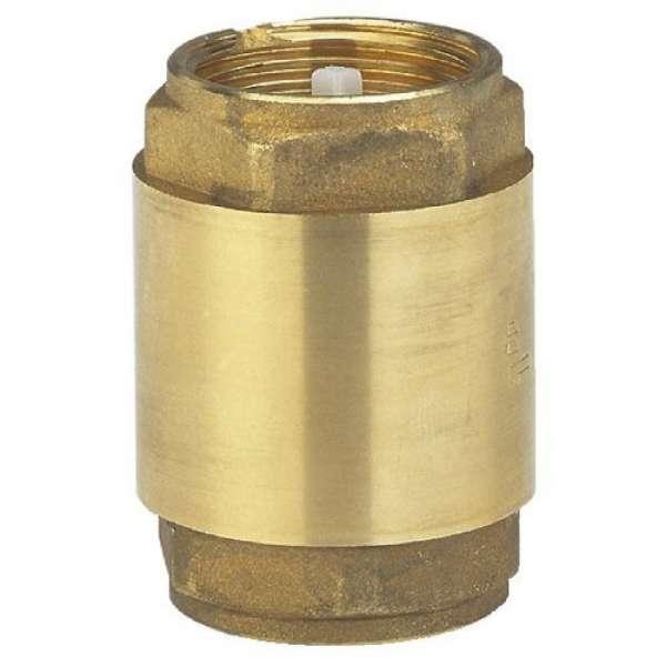Zwischenventil Messing 33,33mm G 1Z