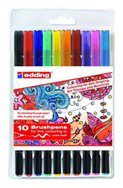e-1340/10S Brush Lettering Starter Set
