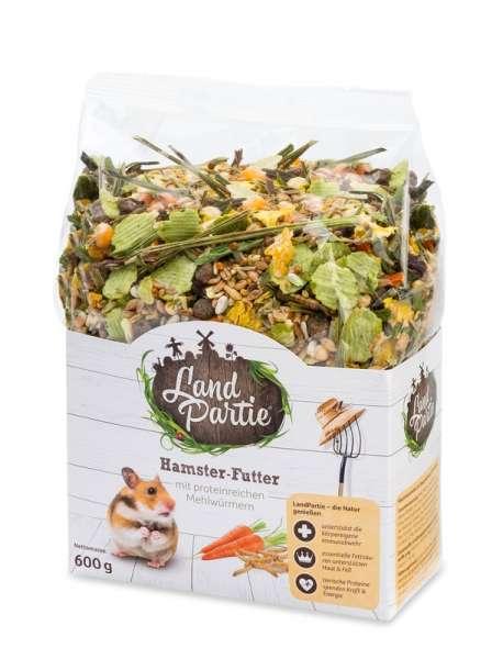 LandPartie 600g Hamster-Mahlzeit