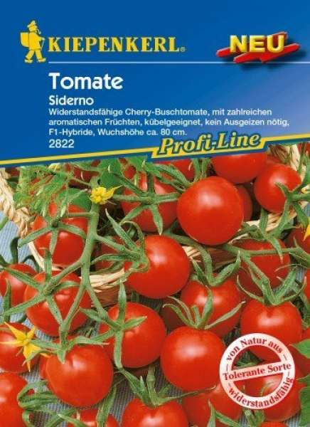 Sperli Tigerella Tomate