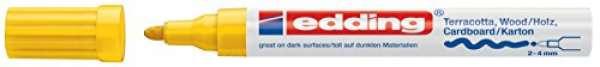 e-4000 Mattlack-Marker gelb