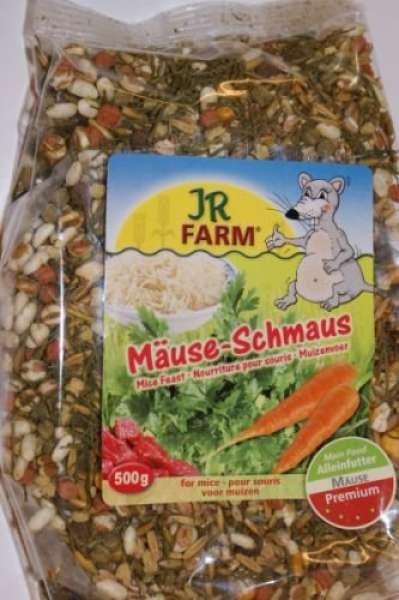 JR Farm Mäuse-Schmaus 600g