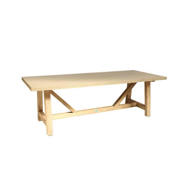 Tisch Da Vinci Akazie 240x100cm
