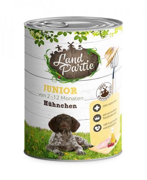 LandPartie JUNIOR - Hühnchen - 800g