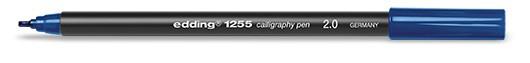 edding 1255 calligraphy pen 2.0 - 017 Stahlblau