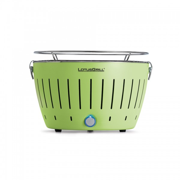 LotusGrill Kohlegrill Limetten-Grün