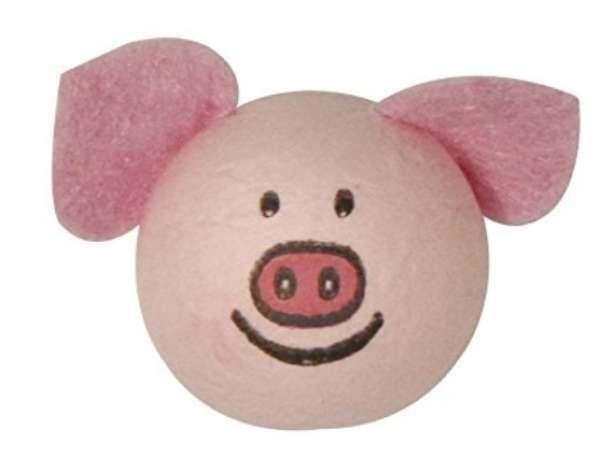 Wattekopf Schwein ø 22 mm