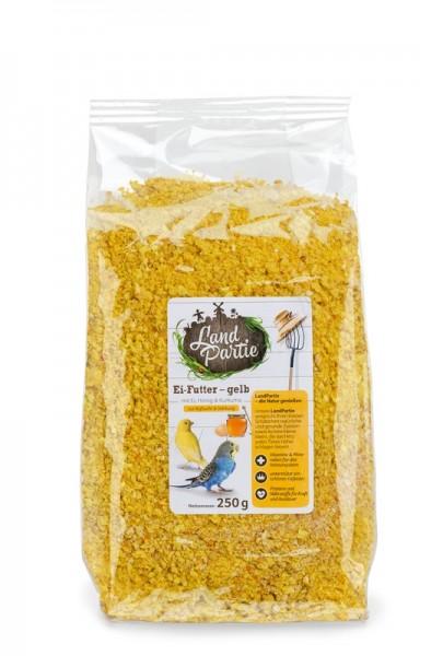 LandPartie 250g Eifutter gelb
