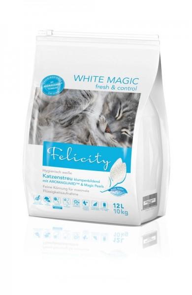 Felicity 12l 10kg WhiteMagic fresh&control