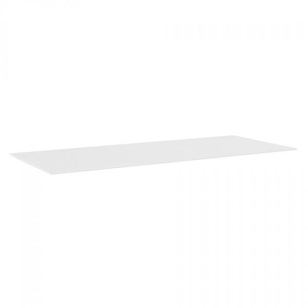 Tischplatte weiß 95x160cm