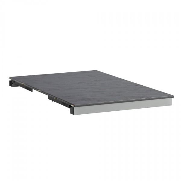 Tisch Loft Einlegepl 60x94cm sil/anth #