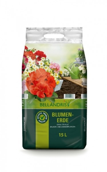 Bellandris Blumenerde 15L