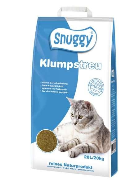 snuggy 20l/20kg Klumpstreu