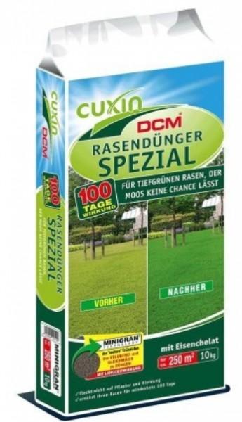 CUXIN DCM Rasendünger Spezial 10kg