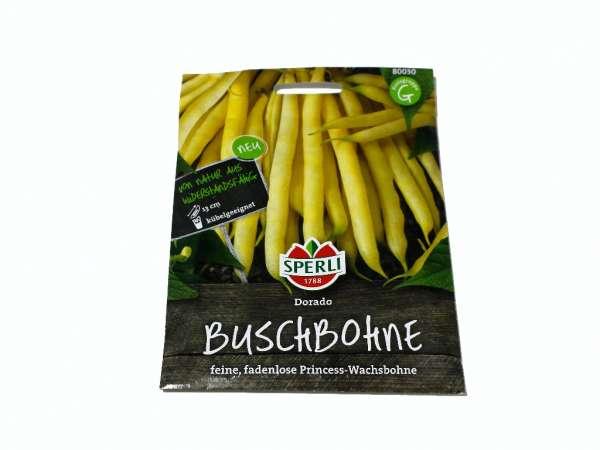 Buschbohne