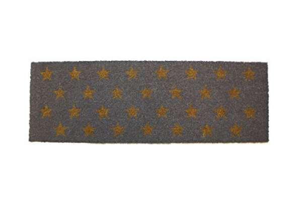 Fußmatte kleine Sterne 40x120cm