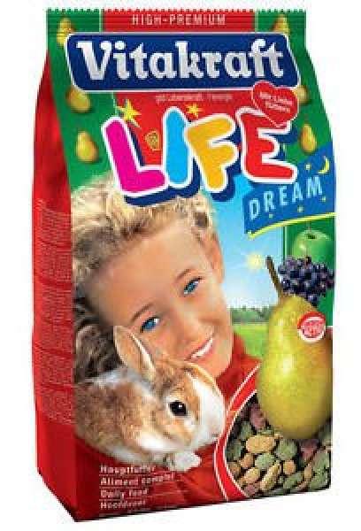 Vitakraft LIFE Dream für Zwergkaninchen 1,8kg