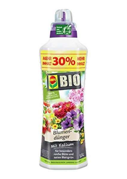 COMPO Bio Blumenünger 1,3 Liter