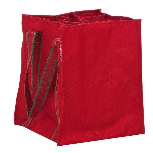 reisenthel® Bottlebag red stripes