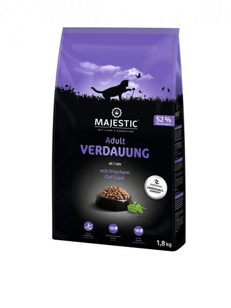 MAJESTIC VERDAUUNG - Geflügel - 1,8kg