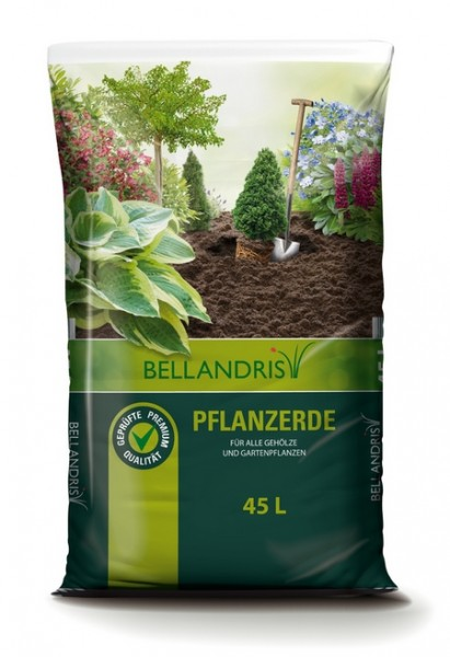 Bellandris Pflanzerde 45L
