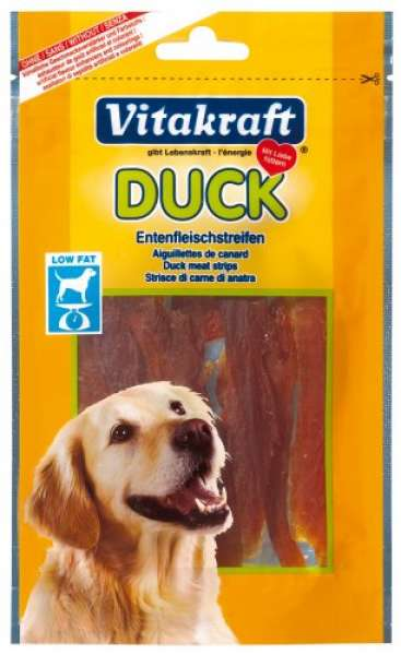 Vitakraft Duck Entenfleischstreif 80g