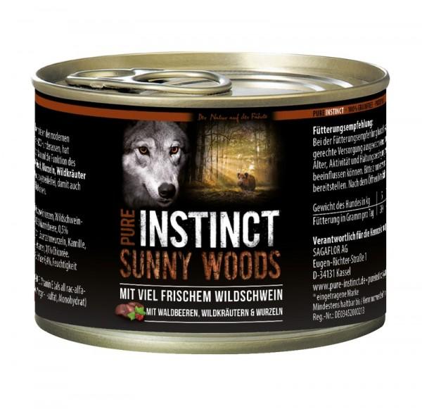 PURE INSTINCT SUNNY WOODS 200g