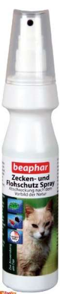beaphar Spray 150ml Zecken+Flohschutz Ka