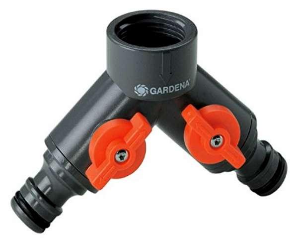 Gardena Ventil 2-Wege 940-20 - 33,3mm