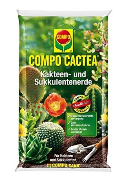 Compo Sana Kakteen und Sukkulentenerde 10L