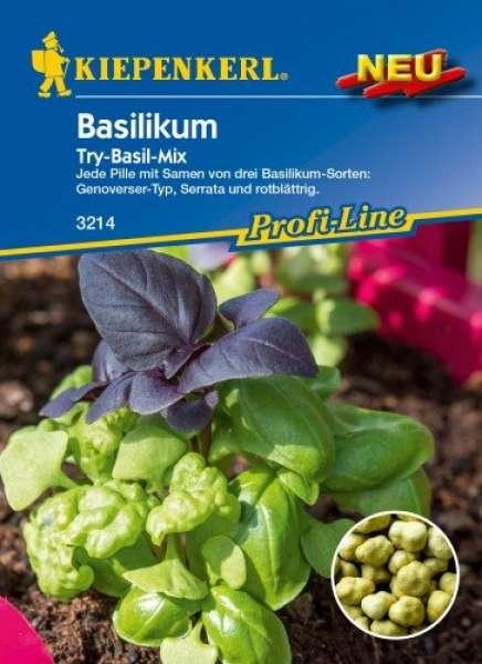 Basilikum Simply Herbs Try-Bas NE