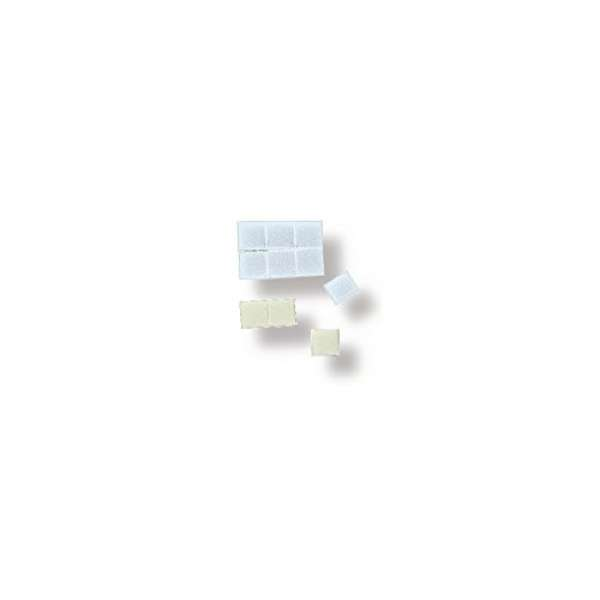 Klebe Plättchen 3D 5x5x2mm