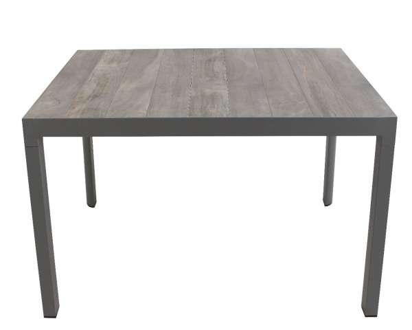 Tisch Milton grau 180x100cm