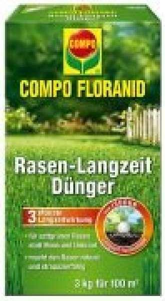 Rasen Dünger CO Floranid 01,50kg 060qm