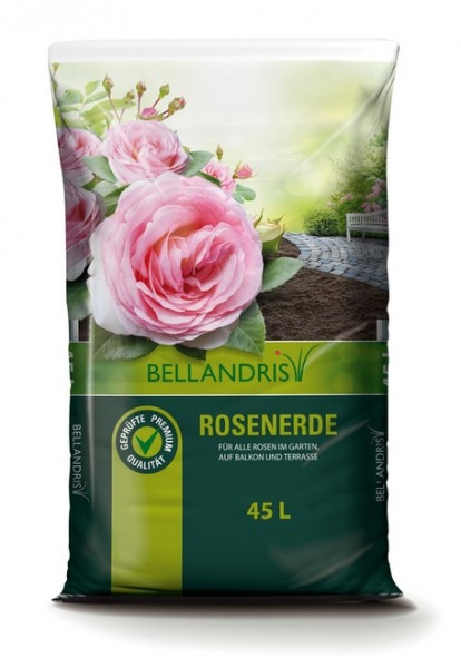 Bellandris Rosenerde 45L