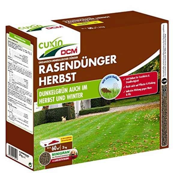 Herbst Rasendünger 3 kg