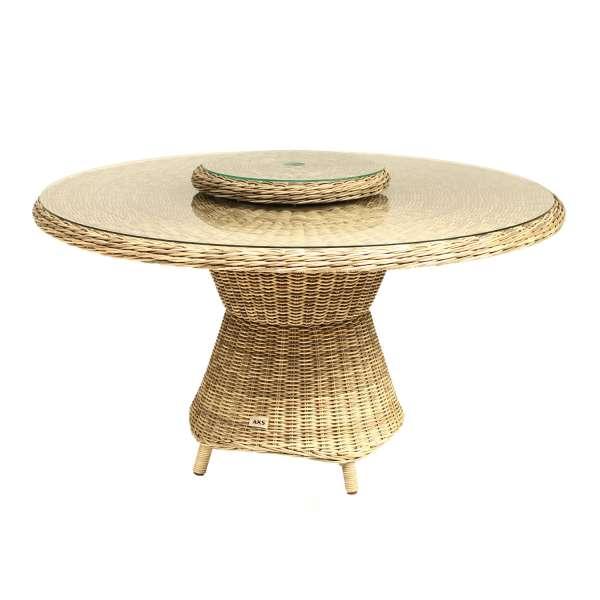 Tisch Broadway 135cm sand