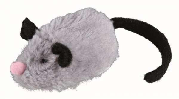 Trixie Active-Mouse, Plüsch, 8 cm