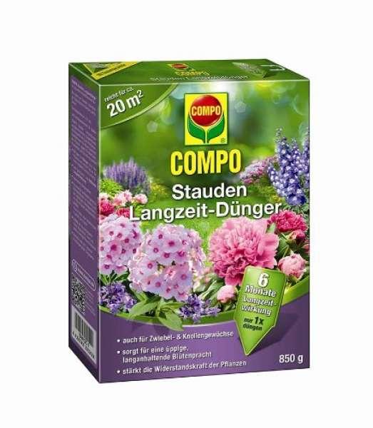 COMPO Stauden Langzeit-Dünger 850g