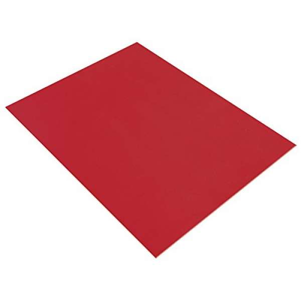 Crepla Platte 20x30cm rot