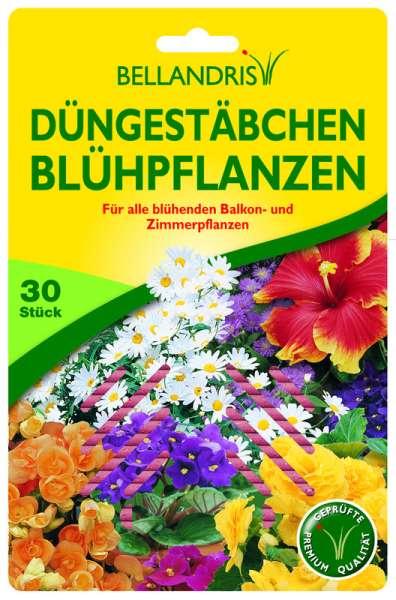 Bellandris Düngestäbchen Blühpflanzen 30St.