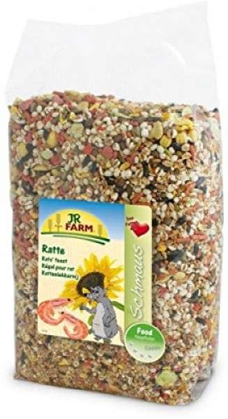 JR Farm Basic Food 2,5kg Schmaus Ratten