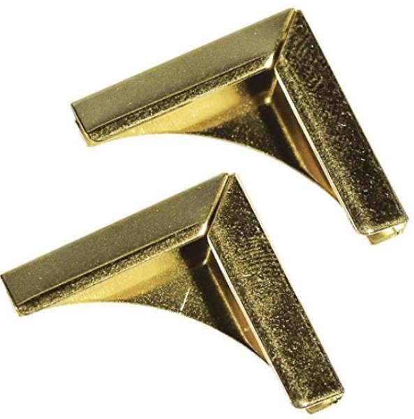 Metallecken gold