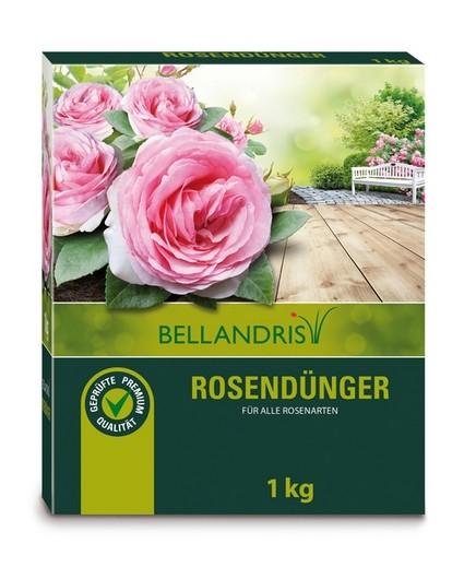 Bellandris Rosendünger 1kg