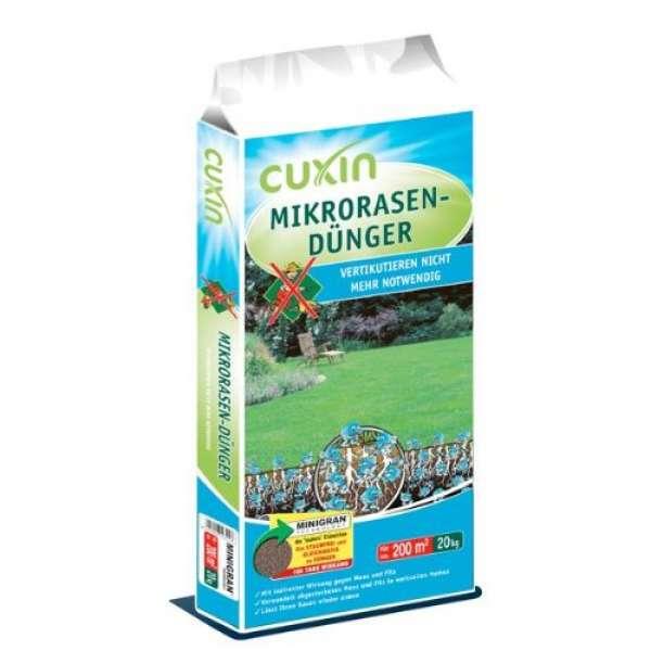 CUXIN DCM Mikrorasen-Dünger 10kg